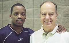 Hal Wissel and Steve Francis
